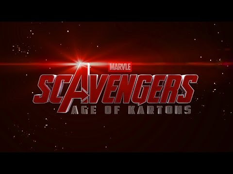 Avengers: Age of Ultron Trailer Parody (SCAVENGERS)