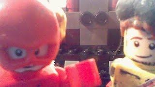 Lego Flash- Gorilla Grodd