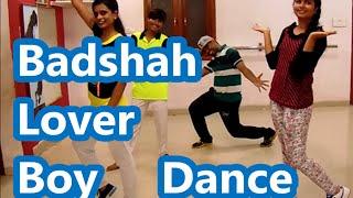 Dance on Badshah's new Song Lover Boy