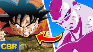 10 Dragon Ball Villains Who Gave Goku The Hardest Time