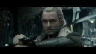 Legolas fighting skills - The hobbit the desolation of smaug
