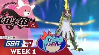 SILVALLYS PARTING SHOT! GBA Week 2! Florida Gators vs. Milwaukee