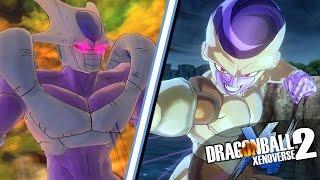 Dragon Ball Xenoverse 2: RAÇA FREEZA ! #1 ‹ Ine ›