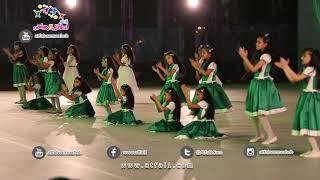 atfalwamwaheb  مشاركة اطفال ومواهب في حفل اليوم الوطني 88 في الاستاد الرياضي بجازان