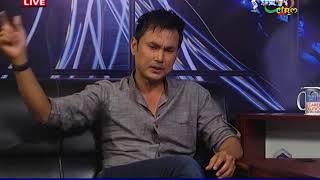 K Dinesh Sharma (Renowned Singer & Actor) on Manung Hutna 21 October 2017