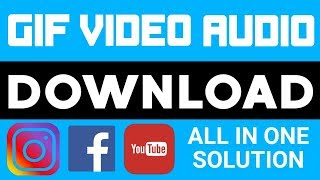 All In One : Best Downloader for Android 2017 | Social Networking Sites | Download Any File Format