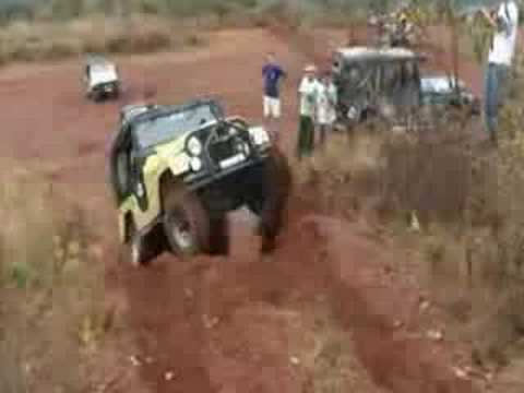 jeep cassetada II