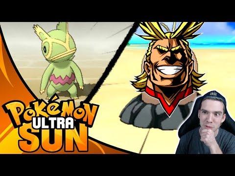 Xxx Mp4 NEW AREA WITH NEW POKEMON Pokemon Ultra Sun Let S Play Walkthrough Episode 16 3gp Sex