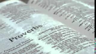 Proverbs 7 - New International Version NIV Dramatized Audio Bible