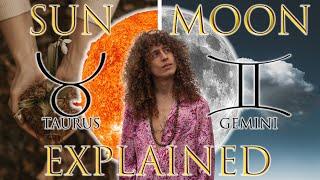 ☉ Sun in Taurus ☽ Moon in Gemini