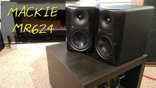 Z Review - Mackie MR624 (Like LSR305 but better)