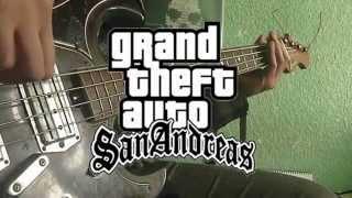 GTA San Andreas Theme Song (All Instruments)