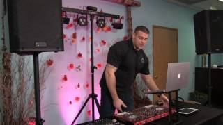 DJ Setup and Equipment