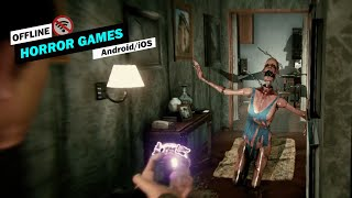 Top 10 Best Horror Games for Android & iOS! [OFFLINE]