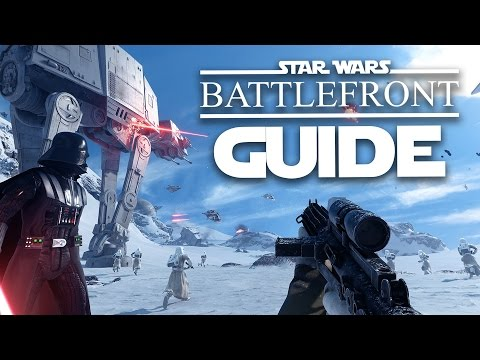 ULTIMATE GUIDE TO STAR WARS BATTLEFRONT - Best Loadout & Much More