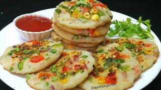 पोहा का इतना टेस्टी और आसान नाश्ता की आप रोज बनाकर खायेगे वो भी कम आॅयल मे | Poha Pancakes .