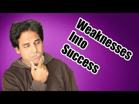 Kapiel Raaj on Finding success through your weaknesses