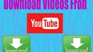 Download Video From Youtube and Facebook From Android Mobile Phones -- Bangla Tutorial