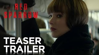 Red Sparrow Movie | Official Trailer | New Hollywood Movie 2018