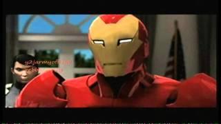 Marvel Ultimate Alliance 2 All CGI Cutscenes
