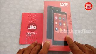 Jio LYF C459 Unboxing | Jio Mega LYF Offer | LYF C459 in Rs.2692 only