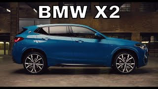 First ever BMW X2 crossover revealed | luxurious suv| price| canada| usa| cargurus | car tv | top 10