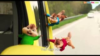 Sóc siêu quậy 4 - Alvin and the Chipmunks The Road Chip trailer