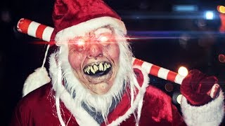 SILENT FRIGHT   Bloodthirsty Santa