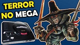 5 jogos que tocaram o terror no Mega drive