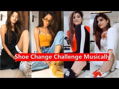 Xxx Mp4 Shoes Change Challenge Musically Bhavna Mayani Unnati Malharkar Holly H 3gp Sex