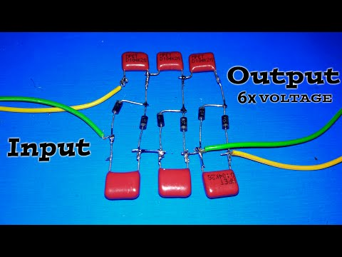 Xxx Mp4 Make A Voltage Multiplier Curcuit 2x 3x 4x 3gp Sex