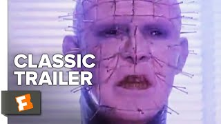 Hellraiser (1987) Trailer #1 | Movieclips Classic Trailers
