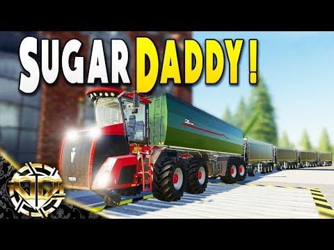 Xxx Mp4 SUGAR DADDY SUGARCANE HARVEST Farming Simulator 19 Gameplay EP 14 3gp Sex