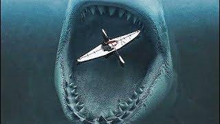LARGEST Prehistoric Sea Monsters !