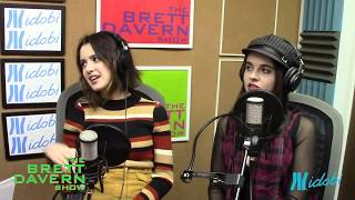 #2: Laura and Vanessa Marano discuss flip phones, and underwear color...