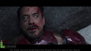 Captain America Civil War   FINAL FIGHT Scene HD   YouTube