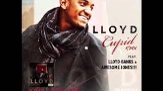 """""""Cupid RMX""""- Lloyd feat Lloyd Banks & Awesome Jones!!!!"""