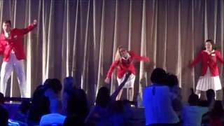 Butlin's Redcoat Party Dances - Chocolate (Choco Choco)