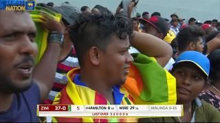 4th ODI Highlights: Sri Lanka vs Zimbabwe at MRICS Hambantota