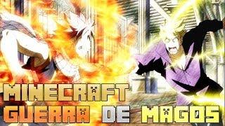MINECRAFT: ¡GUERRA DE MAGOS!