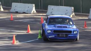 Maier Racing's Ford Mustang's 2nd-Run @ Good Guys Autocross: 11/13/2016