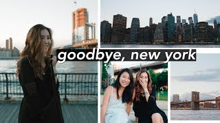 Last Day in New York City