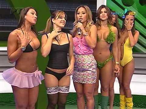 Cameltoe da Piu piu do Panico na TV no Bola na Rede