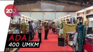Yuk Intip Ribuan Jenis Produk Nusantara di JCC!