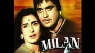 Bol Gori Bol Tera Kaun Piya [Full Song] (HD) With Lyrics - Milan