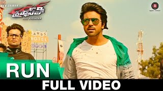 Run - Full Video | Bruce Lee The Fighter | Ram Charan | Sai Sharan & Nivaz