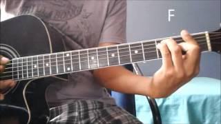 Acordes para Guitarra - Hasta El Fin Del Mundo   [Diego Dibos y Maricarmen Marín]