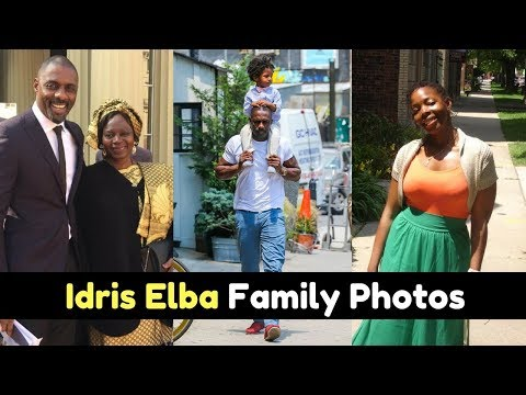 Xxx Mp4 Actor Idris Elba Family Photos With Partner Ex Wife Son Daughter Mother Childhood Picture 3gp Sex