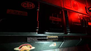 Evolve - Lennox Dropship Conversations