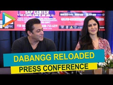 Xxx Mp4 EXCLUSIVE Salman Katrina At Dabangg Reloaded Press Con In San Francisco 3gp Sex